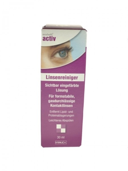 meineLinse active Hard Reiniger 30ml