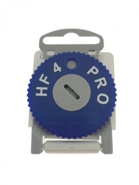 Hörsysteme Filter HF 4 blau